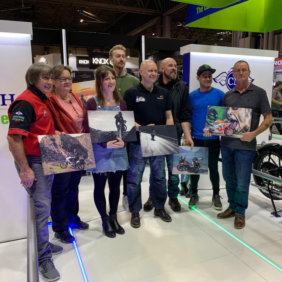 Routes to Ride Competition Winners