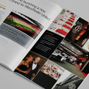 WRG Case Study Design for United Events